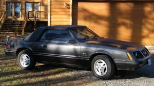 84 Mustang GT 5.0